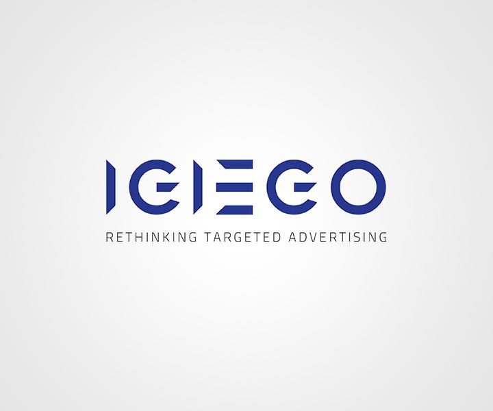 Igiego's logo representing for Igiego case
