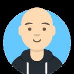 Web-kehittäjä Joonas Ahola auttoi OmaPosti-sovelluksen jatkokehityksessä.