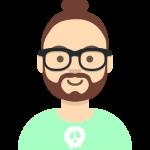 Punos Mobilen Android-kehittäjä Juhani Lammi oli mukana toteuttamassa OmaPosti-sovellusta.
